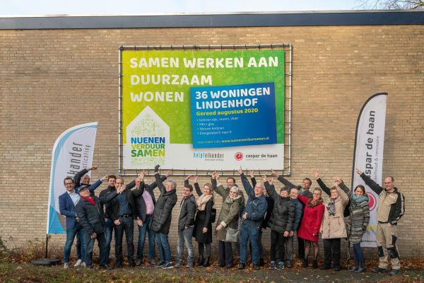 """Helpt Elkander start operatie """"Nuenen Verduursamen"""""""