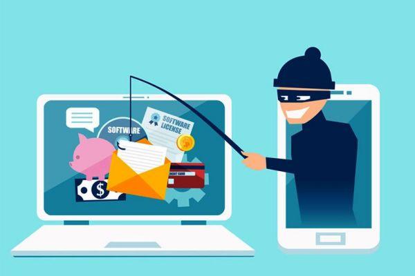 Waarschuwing: Phishing mails!